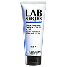 Buy Lab Series Daily Moisture Defense Lotion SPF15, 100ml Online at johnlewis.com
