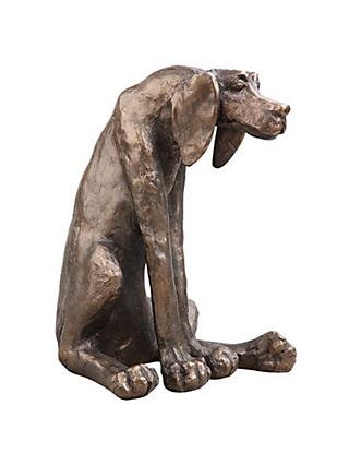 Frith Sculpture Sidney Dog by Paul Jenkins, H29.5cm