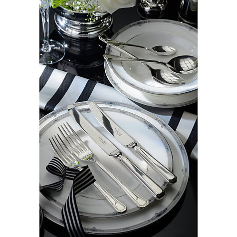 Buy Arthur Price Grecian Cutlery Canteen, 60 Piece Online at johnlewis.com