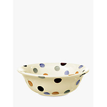 Buy Emma Bridgewater Polka Dots Cereal Bowl Online at johnlewis.com