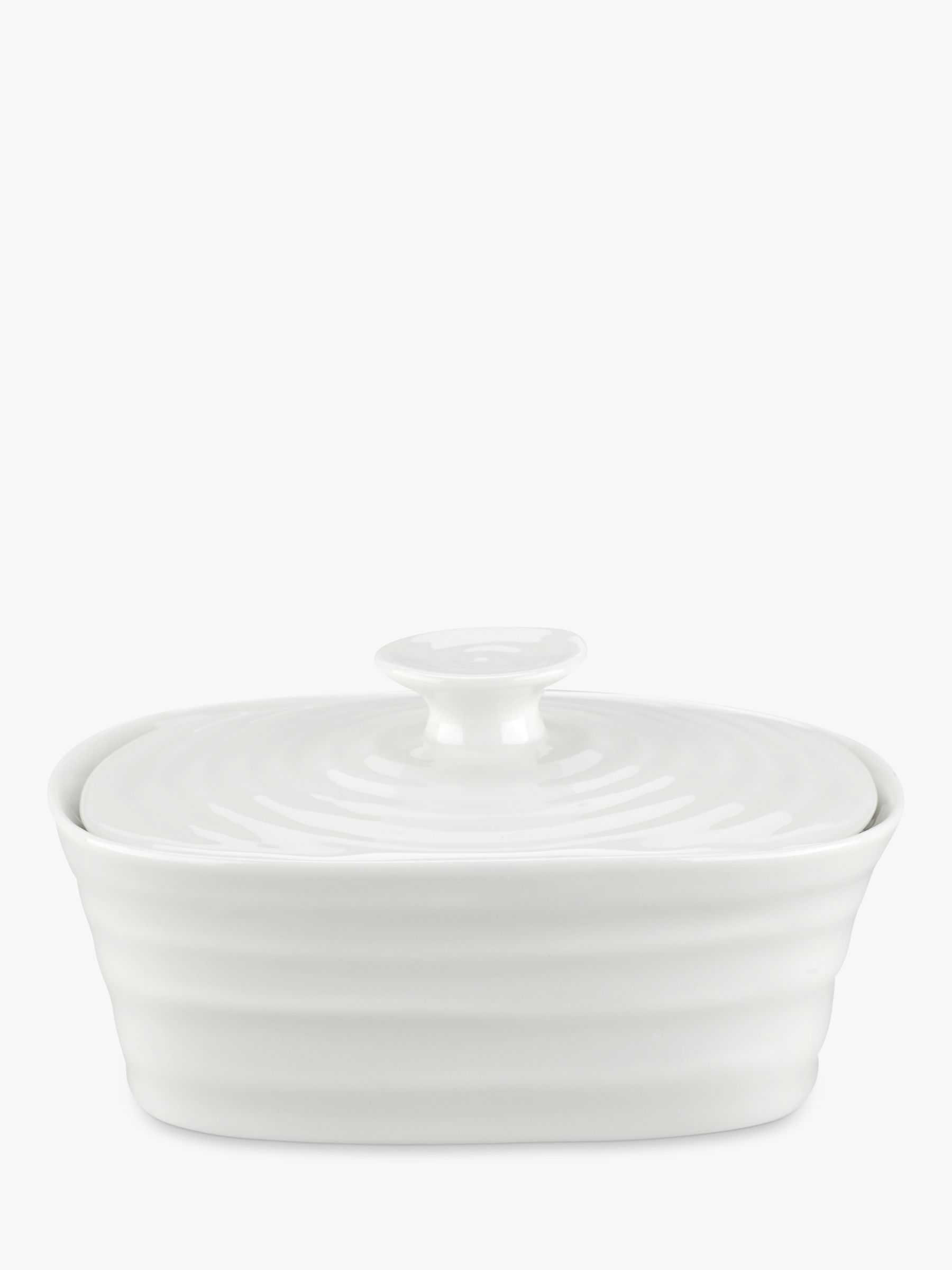 Anthropologie Painted Amaryllis Butter Dish | Compare | Bluewater