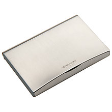 Buy Georg Jensen Living Business Card Holder Online at johnlewis.com