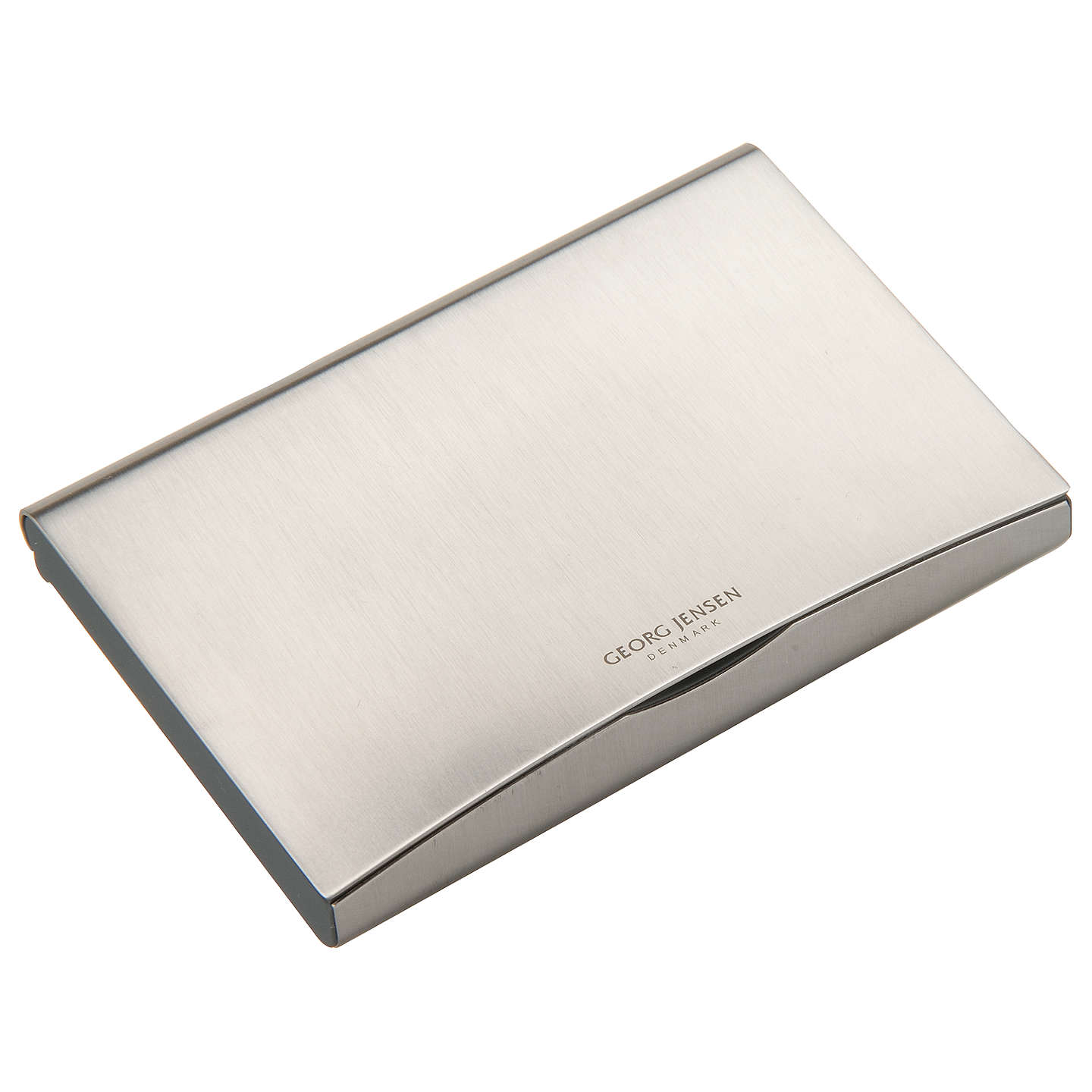 Georg jensen living business card holder at john lewis georg jensen living business card holder reheart Choice Image