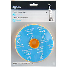 Buy Dyson DC07 Washable Filter Online at johnlewis.com
