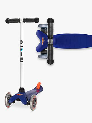 Mini Micro Scooter, 3-5 years, Blue