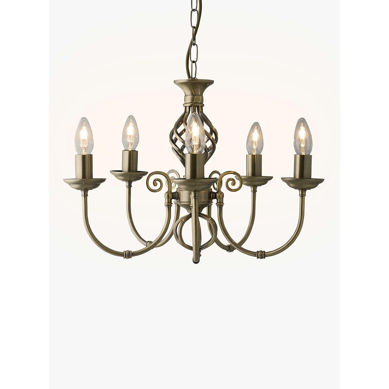 John lewis malik chandelier 5 arm at john lewis buyjohn lewis malik chandelier 5 arm online at johnlewis arubaitofo Gallery