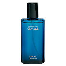 Buy Davidoff Cool Water Eau De Toilette Spray, 125ml Online at johnlewis.com