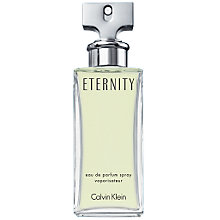 Buy Calvin Klein Eternity for Women Eau de Parfum Spray, 50ml Online at johnlewis.com