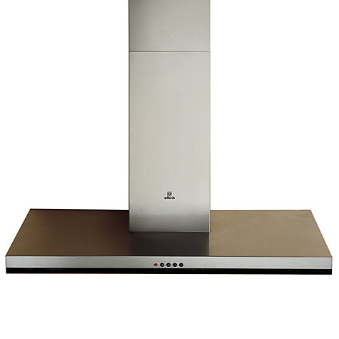 Buy Elica Concept Cube 60 Chimney Cooker Hood, Stainless Steel Online at  johnlewis.com ...