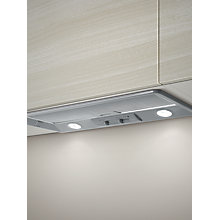 Buy Elica Elibloc HT 80 Built-in Cooker Hood, Grey Online at johnlewis.com