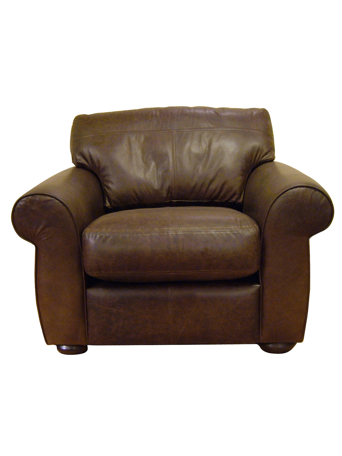 Buy John Lewis Madison Leather Chair Online at johnlewis.com