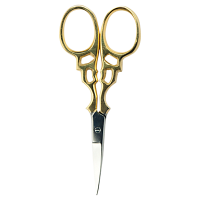 Product photo of John lewis pierced embroidery scissors