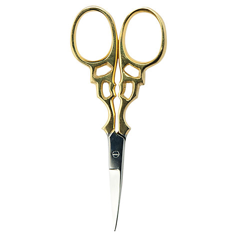 Buy John Lewis Pierced Embroidery Scissors Online at johnlewis.com