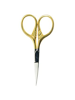 John Lewis & Partners Swan Embroidery Scissors