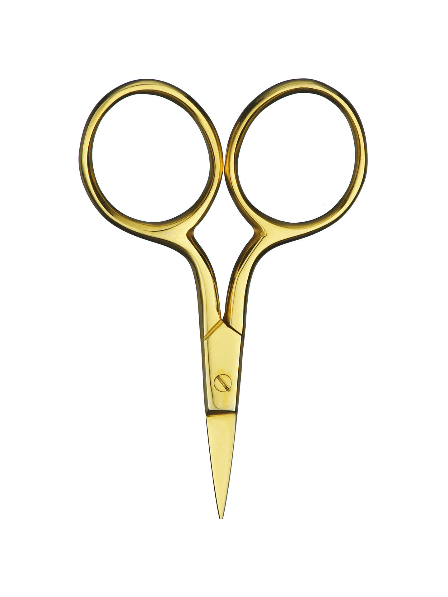 BuyBaby Gilt Embroidery Scissors Online at johnlewis.com