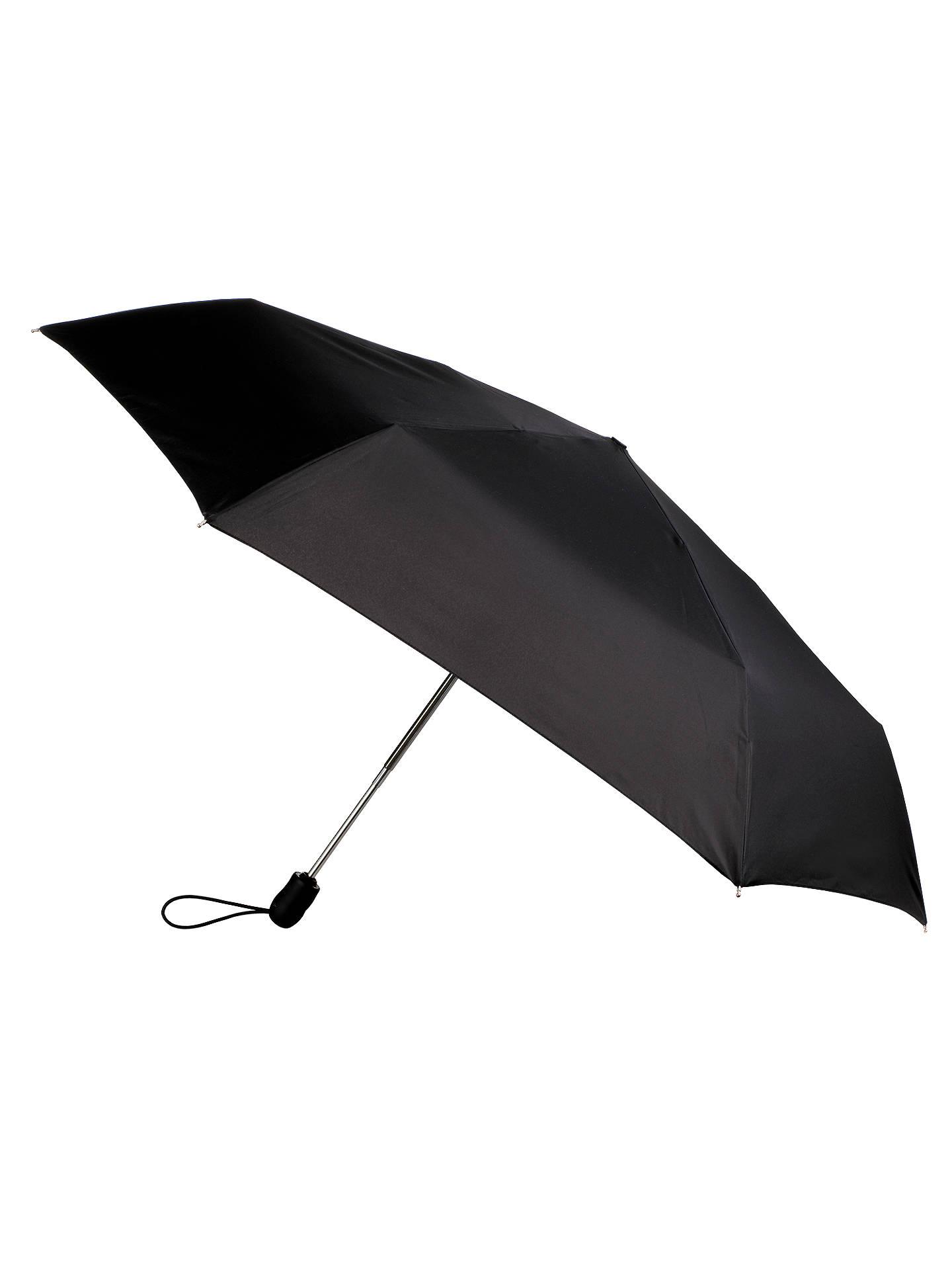 110b78db069b Fulton Open & Close Superslim-1 Umbrella, Black