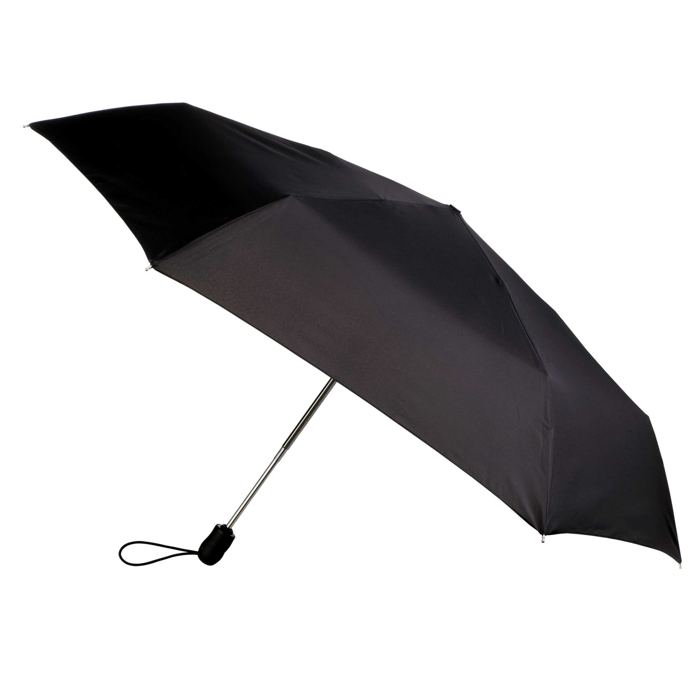 Fulton Fulton Open & Close Superslim-1 Umbrella, Black