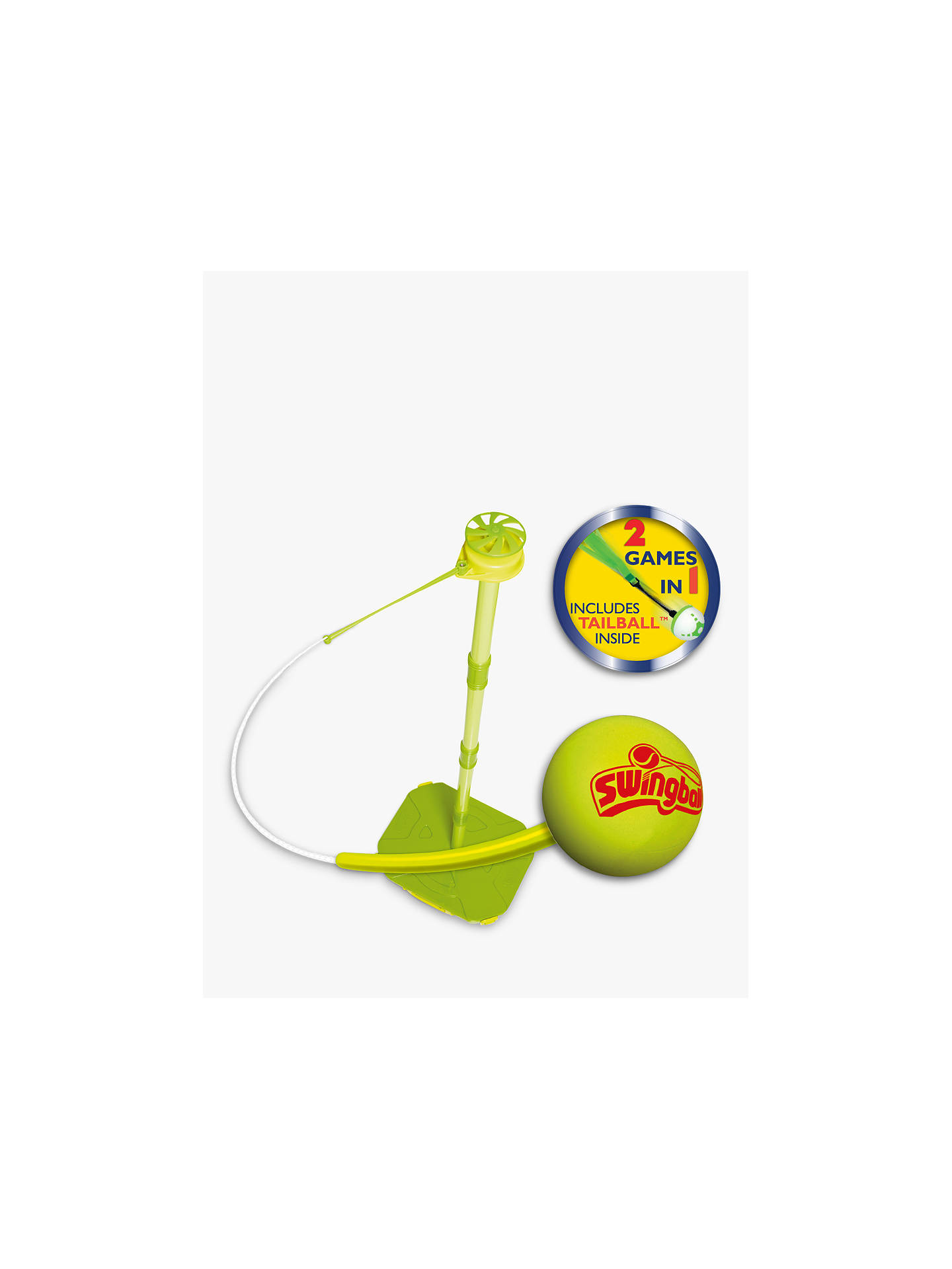 Buy Mookie Toys Early Fun Young Children All Surface Swingball Game Online at johnlewis.com