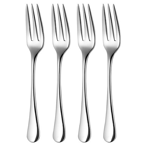 Buy Robert Welch Radford Pastry Forks, 4 Piece Online at johnlewis.com