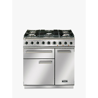 Image of Falcon 900 Deluxe Dual Fuel Range Cooker, Stainless Steel