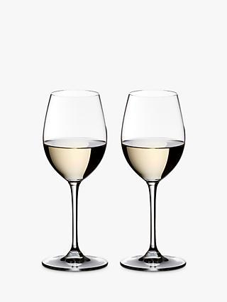 Riedel Vinum Sauvignon Blanc White Wine Gl Set Of 2