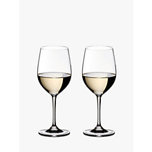Buy Riedel Vinum Chardonnay White Wine Glasses, Set of 2 Online at johnlewis.com