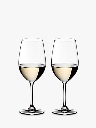 Riedel Vinum Riesling Wine Glasses, Set of 2, 370ml, Clear