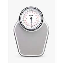 Buy Salter Academy Bathroom Scale, Chrome Online at johnlewis.com