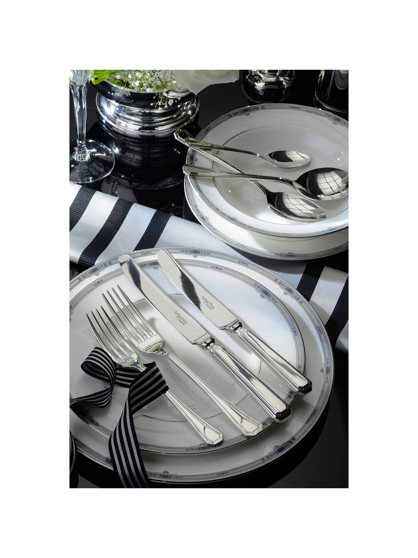 BuyArthur Price Grecian Table Fork Online at johnlewis.com