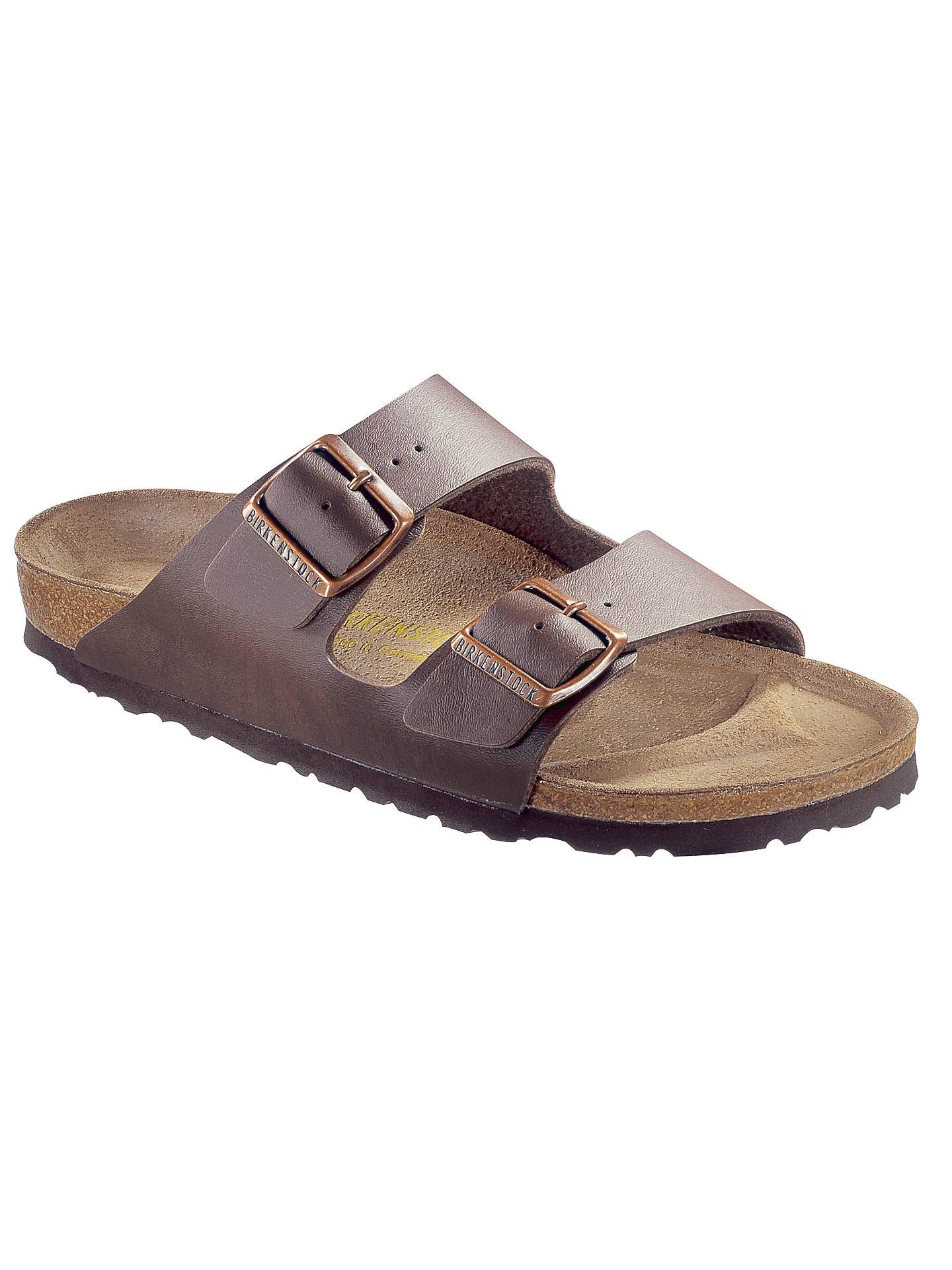 60a5acdc6f12f Buy Birkenstock Arizona Sandals, Brown, 7 Online at johnlewis.com