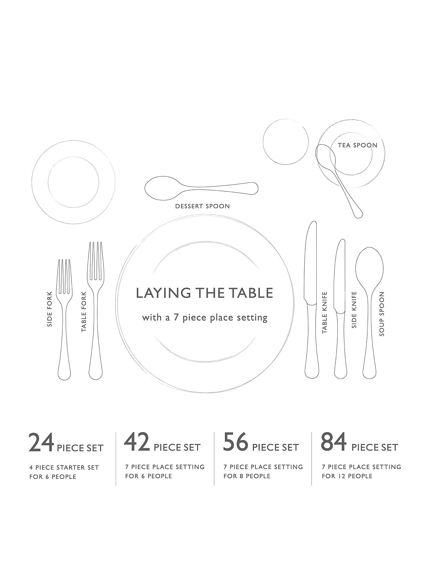 Buy Robert Welch Radford Side Fork Online at johnlewis.com