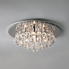 Bathroom Lights John Lewis crystal | ceiling lighting | john lewis