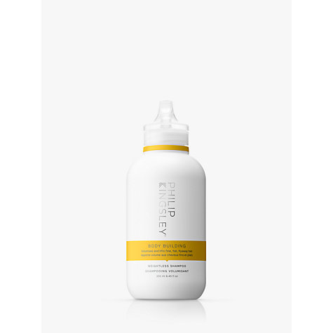 Buy Philip Kingsley Body Building Shampoo, 250ml Online at johnlewis.com