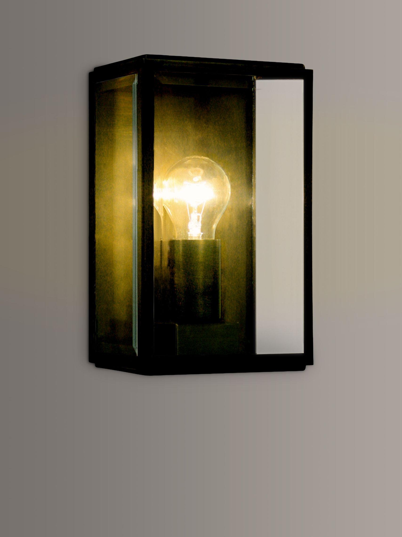 ASTRO Astro Homefield Outdoor Lantern, Black
