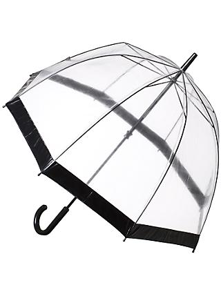Fulton Birdcage Domed Umbrella