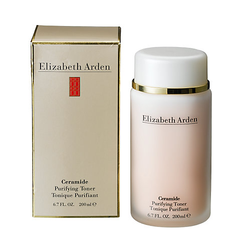 Buy Elizabeth Arden Ceramide Purifying Toner, 200ml Online at johnlewis.com