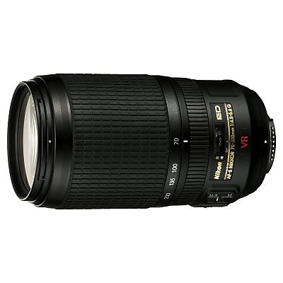 Nikon 70-300mm f/4.5-5.6G IF-ED Telephoto Zoom Lens