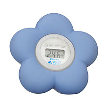 Buy Philips Avent Bath and Room Baby Thermometer Online at johnlewis.com