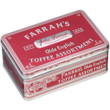 Buy Farrah's Olde English Toffee Assortment, 275g Online at johnlewis.com