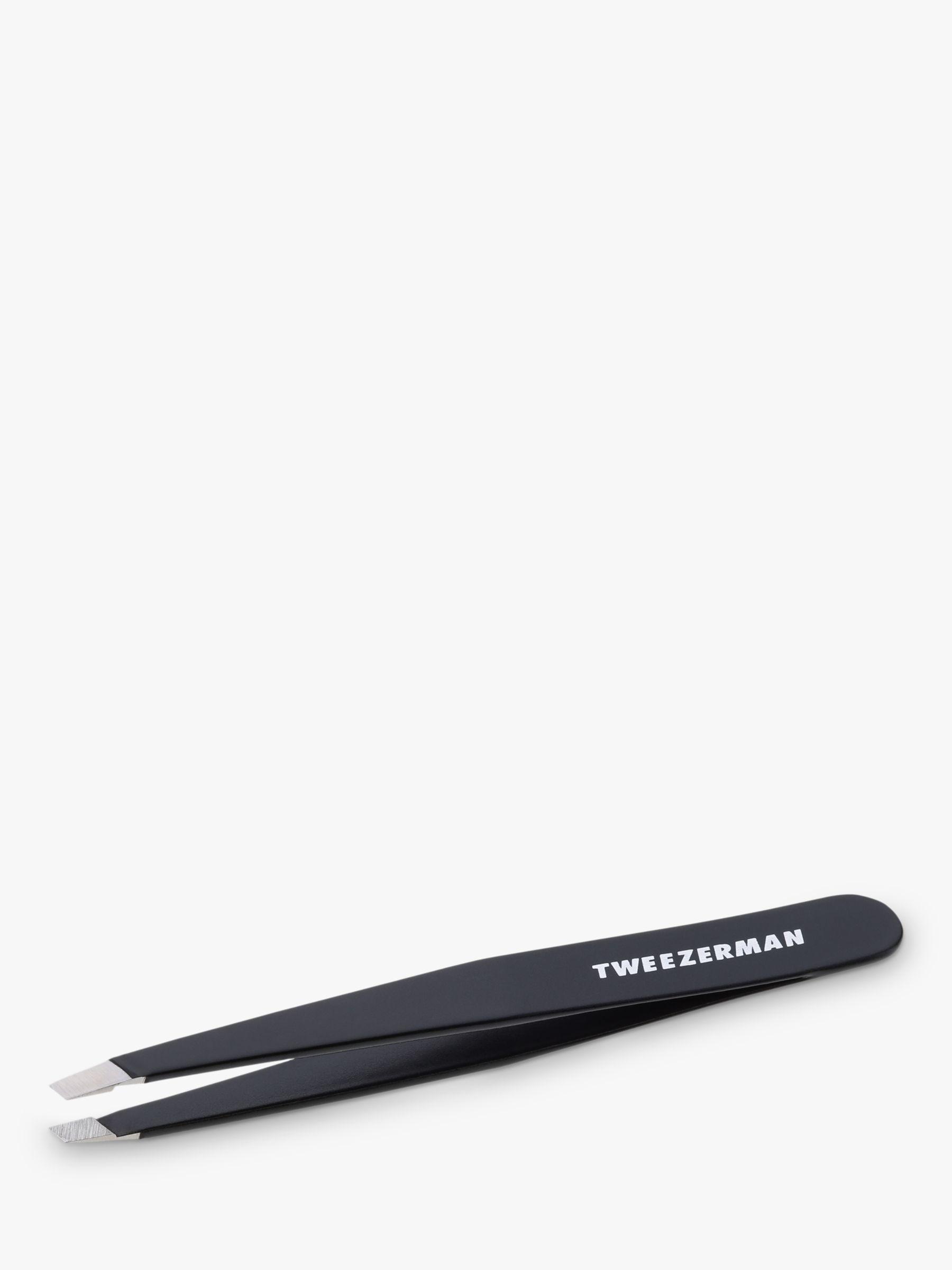Tweezerman Tweezerman Professional Slant Tweezer, Black