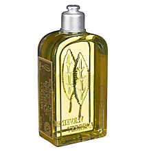Buy L'Occitane Verbena Harvest Foam Bath, 500ml Online at johnlewis.com