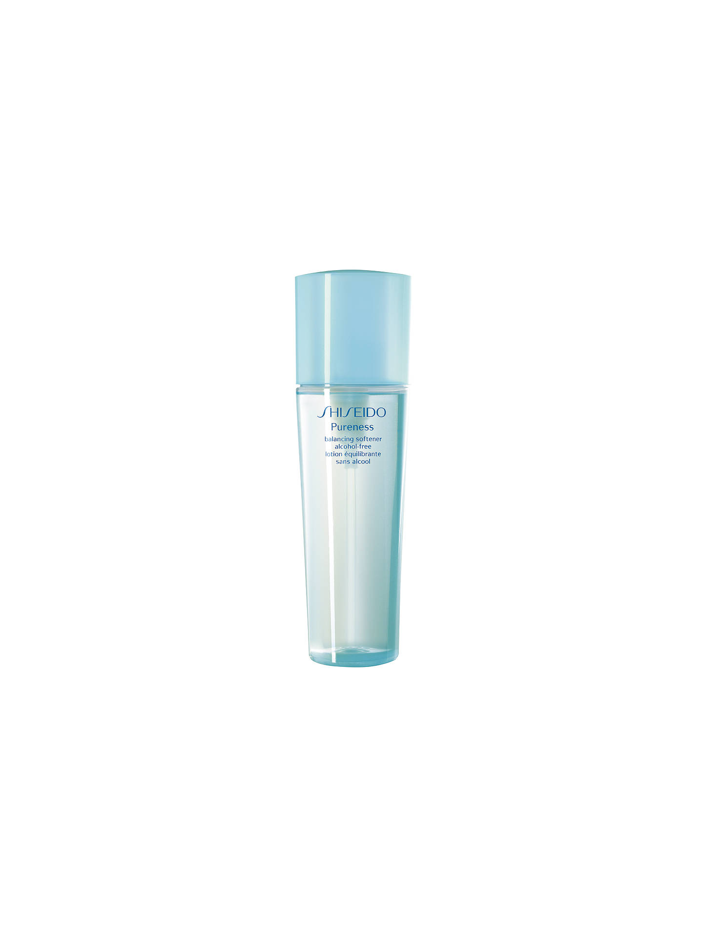 BuyShiseido Pureness Balancing Softener, 150ml Online at johnlewis.com