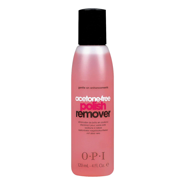 OPI Acetone Free Nail Polish Remover, 120ml at John Lewis