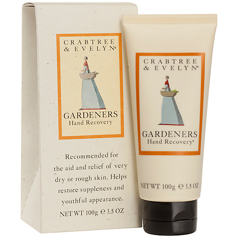 Buy Crabtree & Evelyn Gardeners Hand Recovery Cream, 100ml Online at johnlewis.com