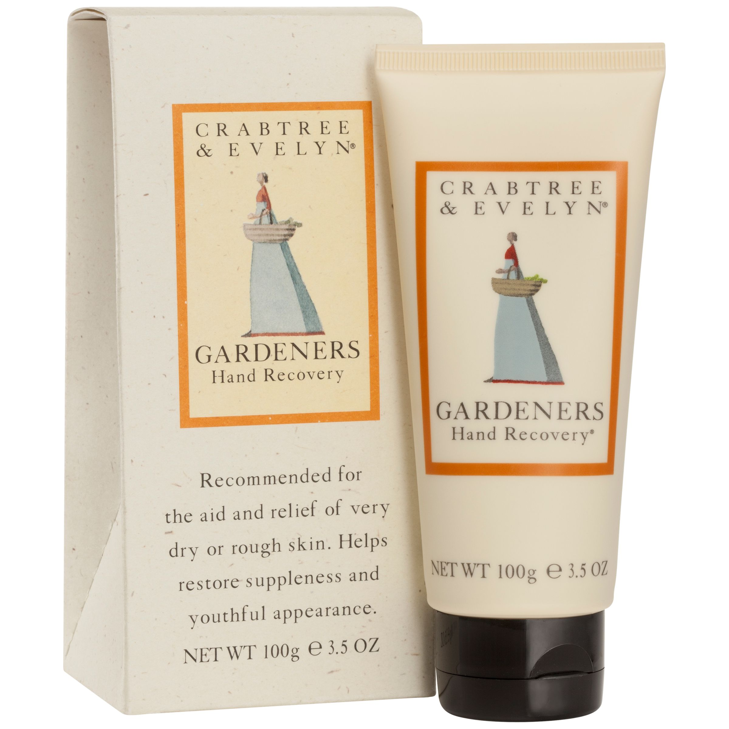 Buy Crabtree Evelyn Gardeners Hand Recovery Cream 100ml John