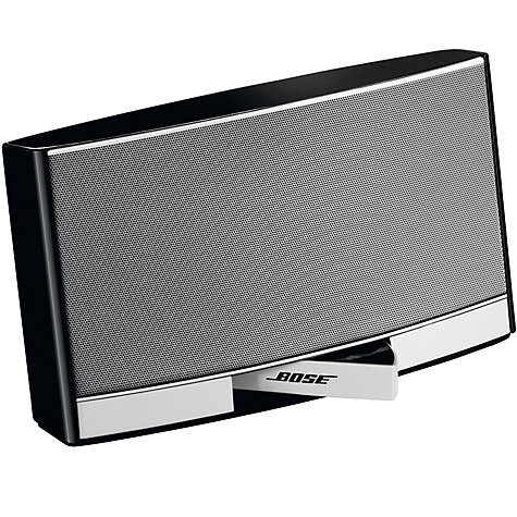 Buy Bose® SoundDock® portable digital music system, Black Online at johnlewis.com