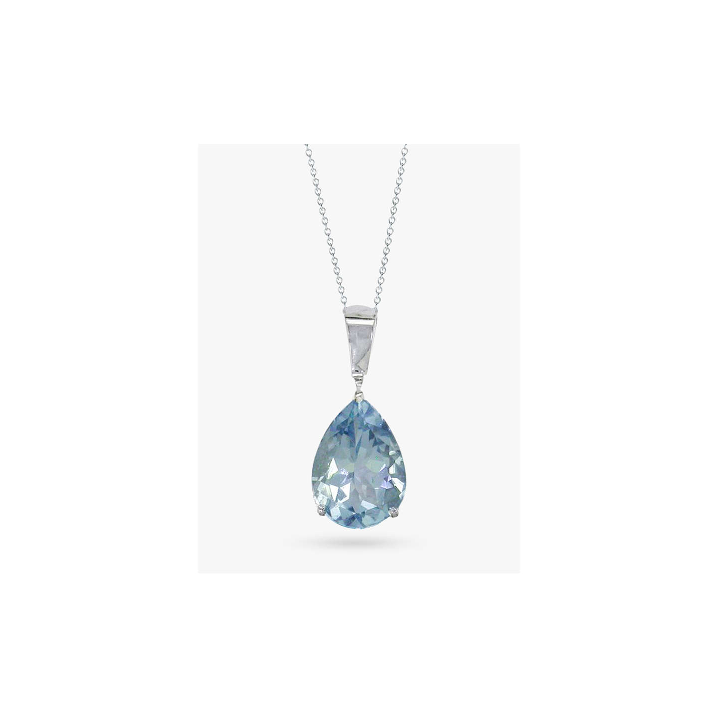 pendant products teardrop necklace