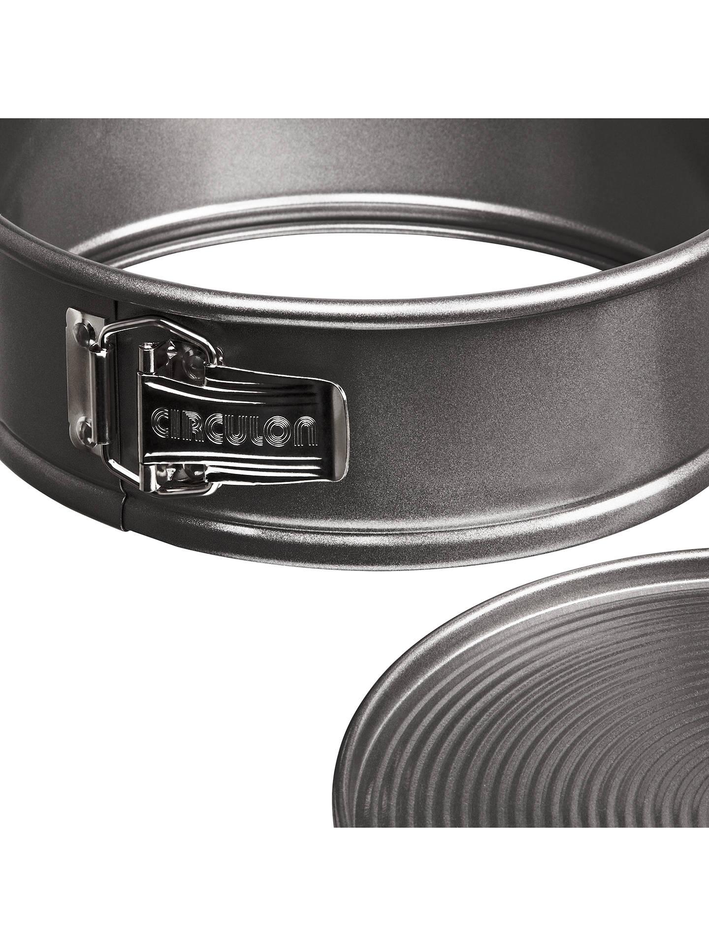 Circulon Carbon Steel Round Springform Cake Tin