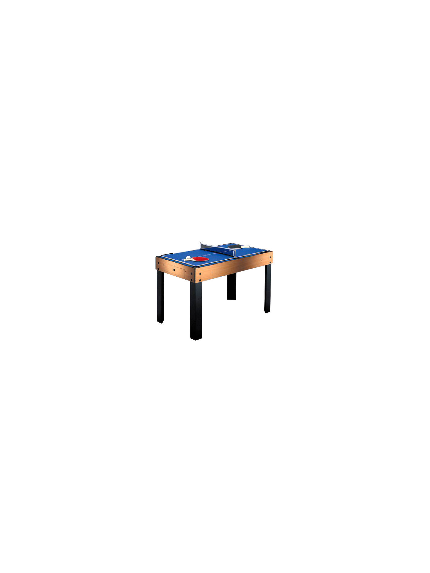 Phenomenal Bce 4 In 1 Games Table At John Lewis Partners Home Interior And Landscaping Elinuenasavecom