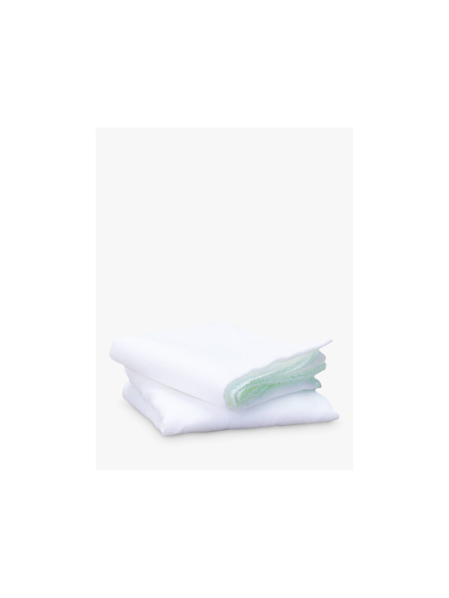 BuyLiz Earle Pure Muslin Cloths, Pack Of 2 Online at johnlewis.com